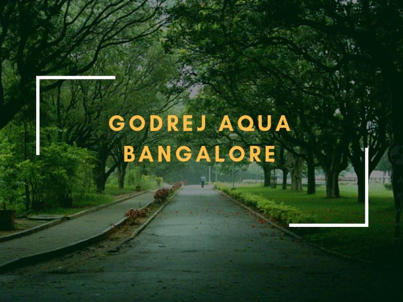 Godrej Aqua Bangalore